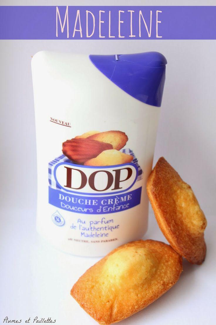 Gel douche à la Madeleine -DOP