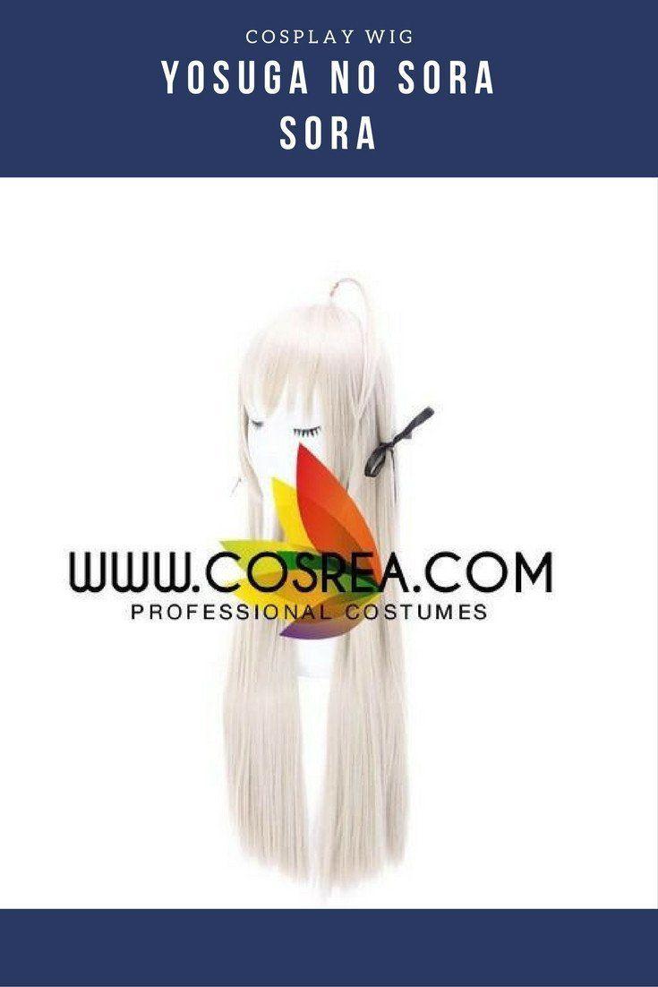 Yosuga no Sora Cosplay Wig