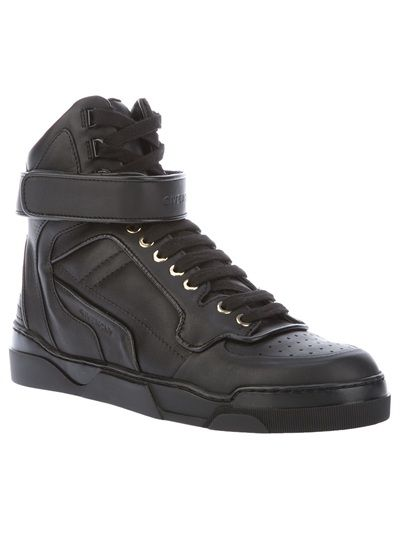 Givenchy Classic Hi-Top Sneaker