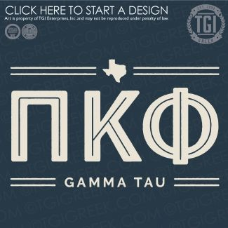Pi Kappa Phi | ΠΚΦ | PR | PR Shirt | PR Tee | TGI Greek | Greek Apparel | Custom Apparel | Fraternity Tee Shirts | Fraternity T-shirts | Custom T-Shirts