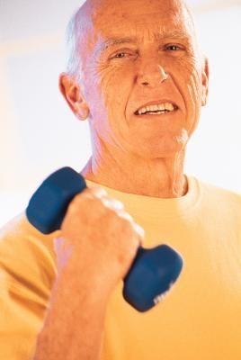 Chair Strength Exercises for Seniors