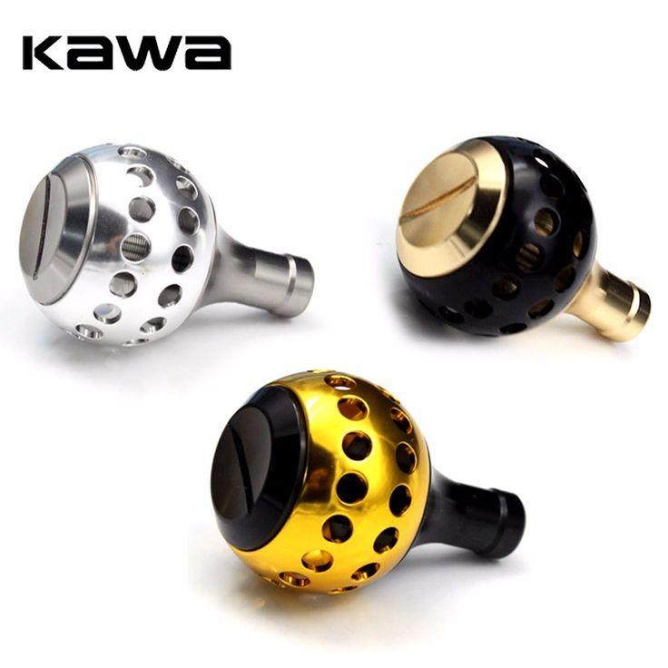 Kawa Fishing Handle Knob, Alloy Alluminum, Diameter 39mm, Fishing Reel Accessory,Suit for Abu and Daiwa reel Hot Sale