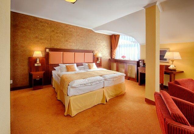 Accommodation in Hotel Kaskady #luxury #holiday #hotel #kaskady #accommodation #DeLuxe #room