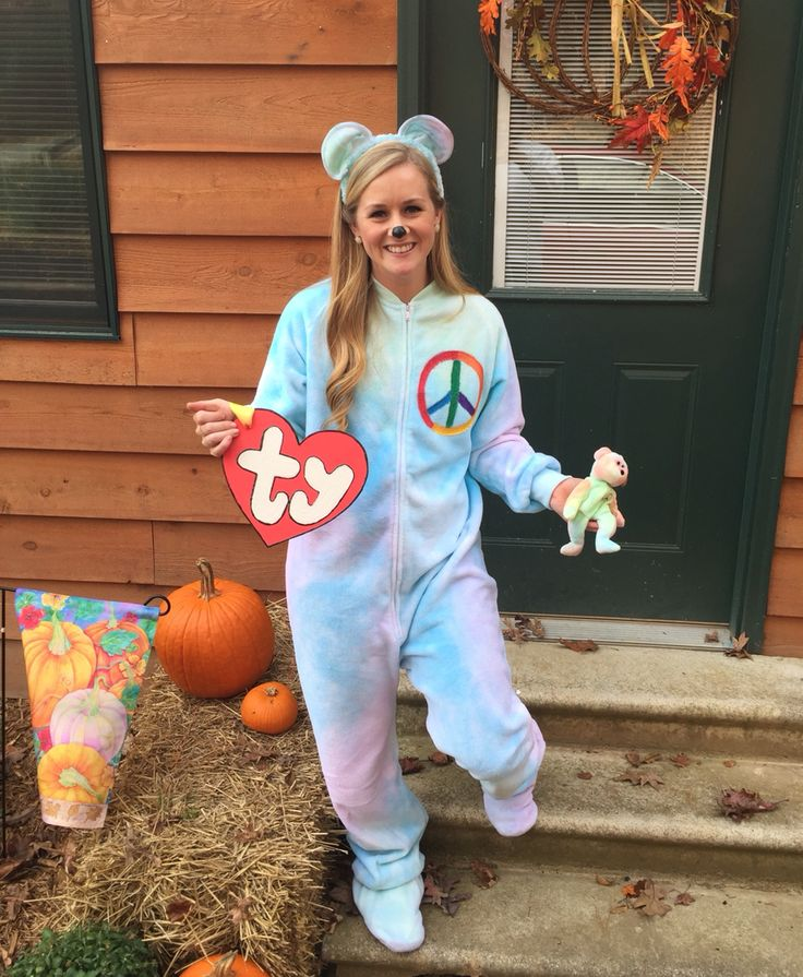 615 best costumes images on pinterest costume ideas costumes and peace bear beanie baby halloween costume diy halloweencostumes beaniebaby halloween solutioingenieria Choice Image