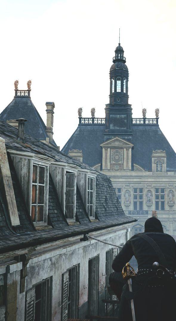 Assassin's Creed Unity | Arno Victor Dorian | Paris | 18 century