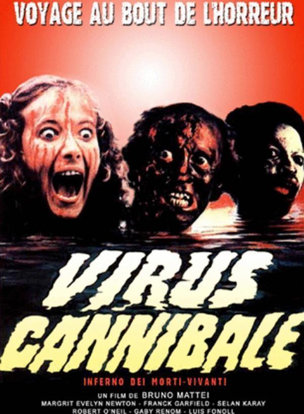 Virus Cannibale  1980  Horreur  Téléchargez gratuitement + de 12 800 Films Différents En Français sur lestopfilms.com