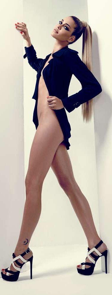 pantsless women