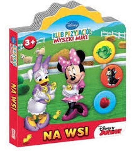 #Książeczka dla dzieci #Na wsi #Klub Przyjaciół Myszki Miki