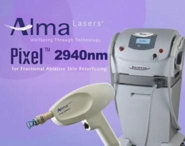 Alma Lasers Pixel.