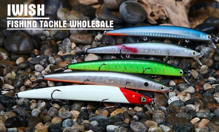 Fishing Lure Wholesale | Fishing Tackle Manufacturer | Fishing Equipment Discount | IWISH
