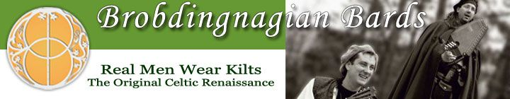 Scottish & Irish folk songs combined with Lord of the Rings music and Celtic music fun at Renaissance Faires