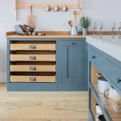 Projekty, translation missing: pl.style.kuchnia.industrialny Kuchnia zaprojektowane przez Sustainable Kitchens