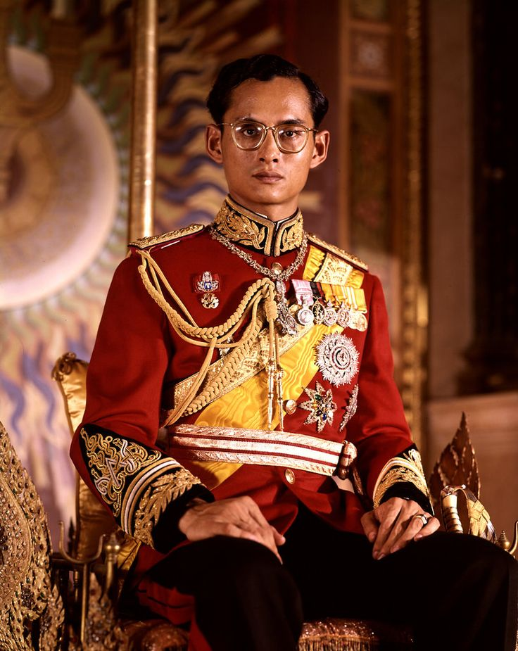 The glue that held Thailand together...   The king, one of history's longest-reigning monarchs, was a unifying figure in a deeply polarized country.