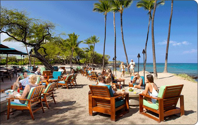 Tap Ahead Seating Waitlist | Lava Lava Beach Club | Big Island