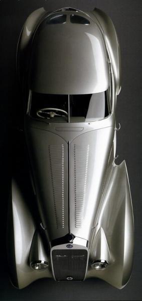 Delage D8-120 S Pourtout Aero Coupe 1937