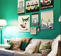 Repeindre son salon en vert émeraude sera aussi la chose à faire si vous voulez suivre la tendance en 2014 car ce sera effectivement la « it-couleur » de la saison !