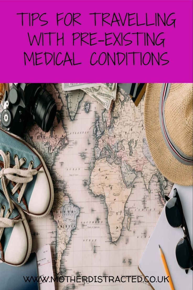 Travel Insurance With Pre Existing Medical Conditions Travel