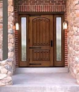 Best 25 Rustic Front Doors Ideas On Pinterest Entry