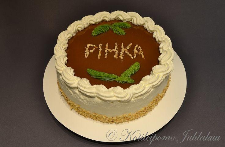 Pihka's Christening cake