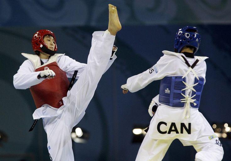 2016 Rio Olympics Taekwondo Schedule