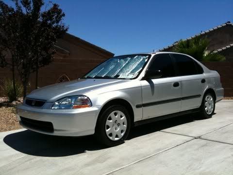Handa Civic 98   how I miss my first car