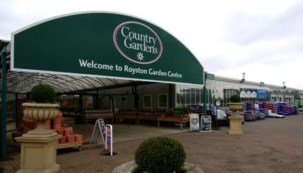 Royston (Country Gardens) Garden Centre