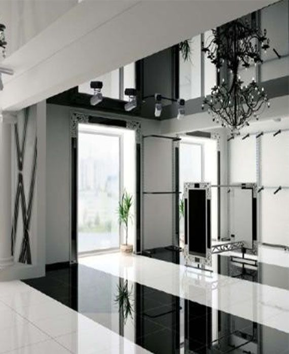 8 best images about piso porcelanato negro on pinterest for Piso vinilico blanco