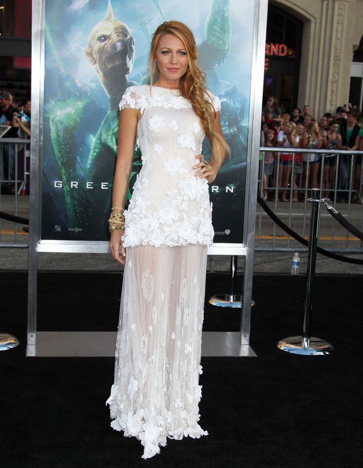 Blake Lively - Green Lantern Los Angeles Premiere - Arrivals