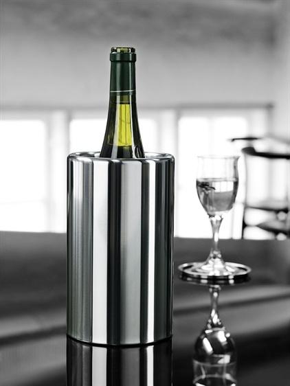 Stelton classic > 483 Wine cooler, 20 x 12 cm   Erik Magnussen