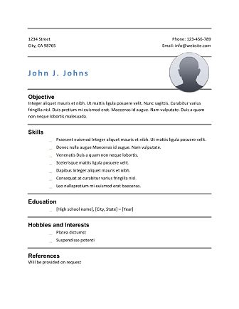 10 best Resume Templates images on Pinterest Free stencils - phlebotomy skills for resume