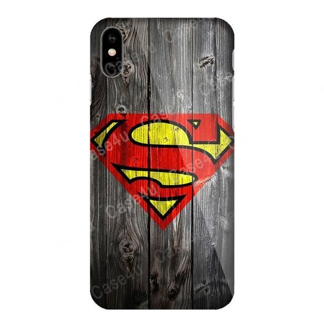 iphone xs superhero case