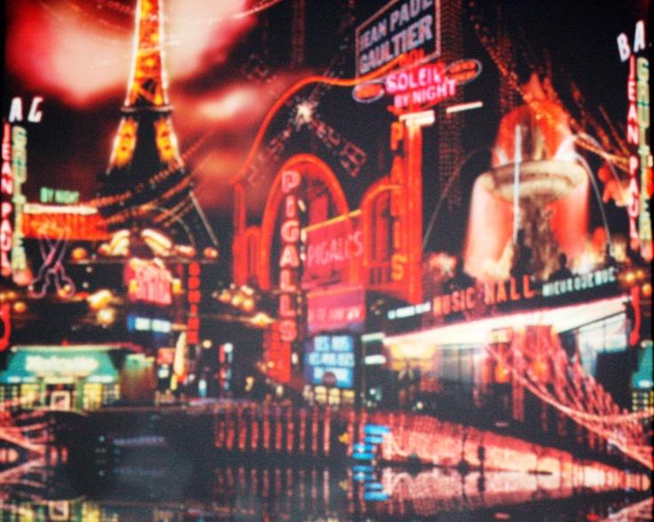 Paris Oh lala, imagen en la pasarela del diseñador Jean Paul Gaultiere