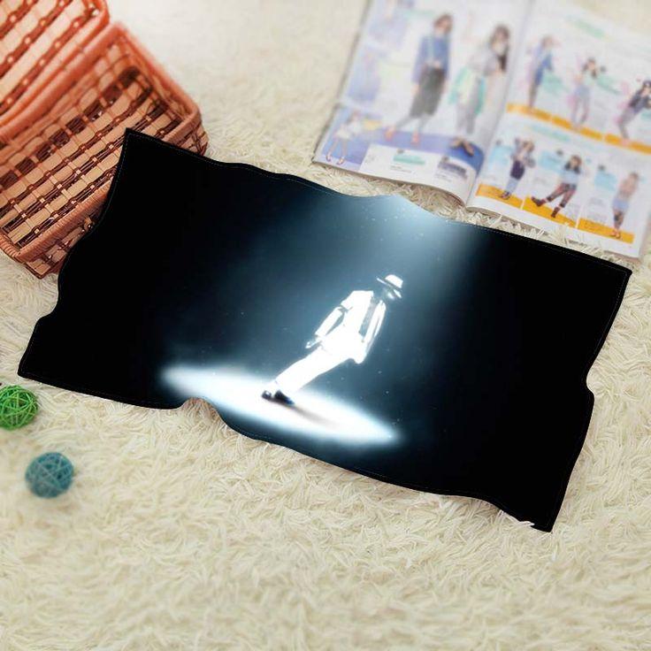 Mhael Jackson On Stage  Travel Swim Spa Beach Towel for Kids Adults Baby Batoom Textile 70*140