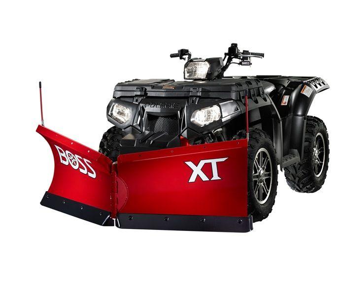 BOSS Snowplow | ATV Plows
