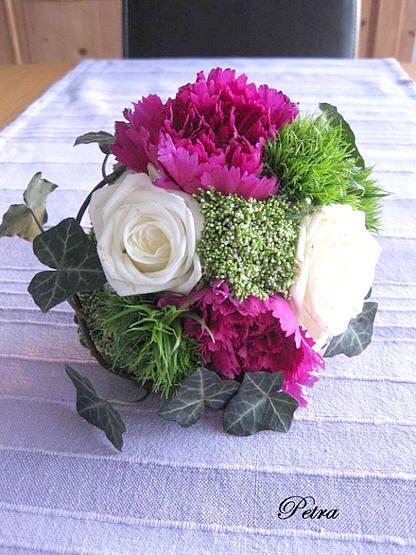 boeket bloemen zelf maken als boeket voor in de suite