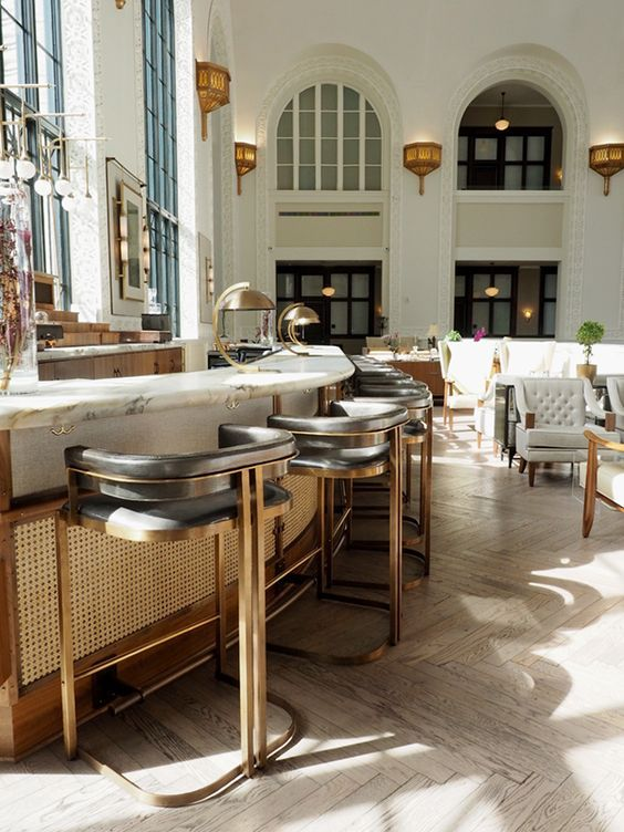 the cooper lounge at union station Denver, Colorado
