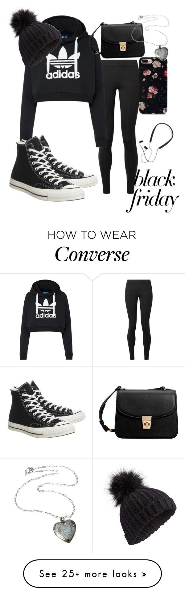 """"" by ejhshshsh on Polyvore featuring The Row, adidas Originals, Converse, MANGO, Miss Selfridge and Polaroid"