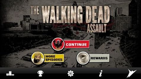 "Download And Play ""The Walking Dead: Assault"" For iOS Devices"