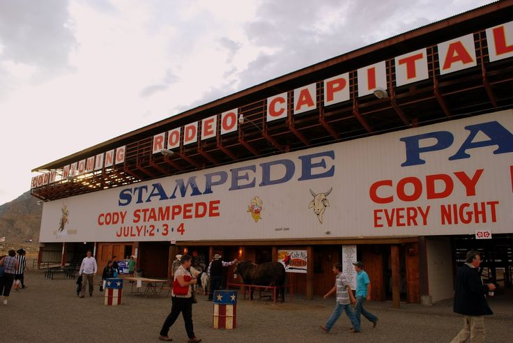 cody, wy | Mille Fiori Favoriti: The Rodeo in Cody, Wyoming