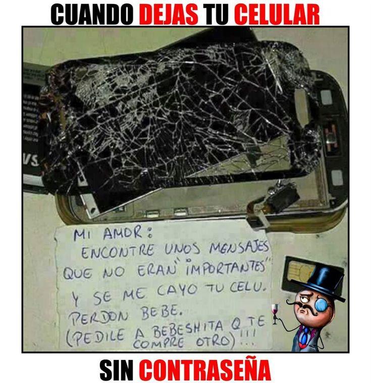Encontré tu celular