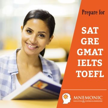 It is difficult to find good yet economical GRE Tutoring in New Delhi that don't burn a hole in your pocket. One such institute that promises good results and improvement score guarantee is Mnemonic education. With Mnemonic Education, you can sit back and relax as they take all your burdens on their head.