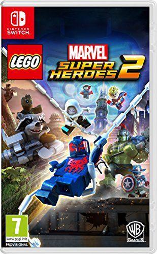 From 49.99:Lego Marvel Superheroes 2 (nintendo Switch)