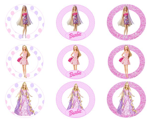 40 Best Images About Barbie; Printable, Party, Ideas. On