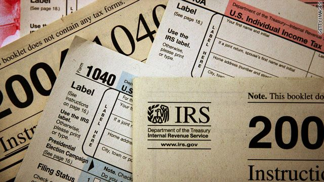 Tax day: Where did your money go in 2012?