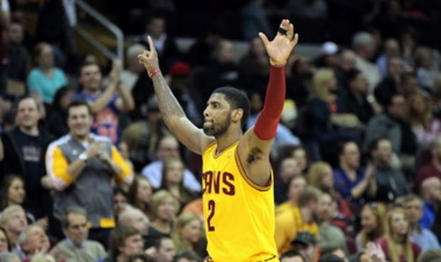 Kyrie Irving announces contract extension
