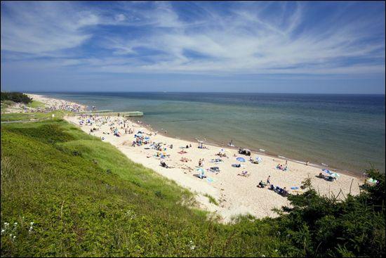 Top Ten Beaches In Canada