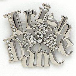 2608 Irish Dance Pin