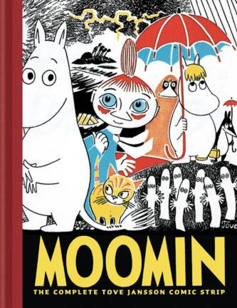 Image of Moomin: The Complete Tove Jansson Comic Strip, Book One