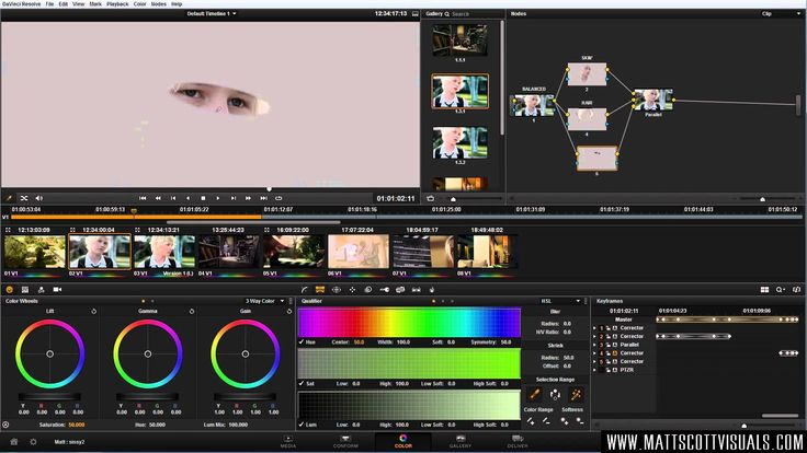 33 best color grading images on pinterest color - Davinci resolve lite download windows ...