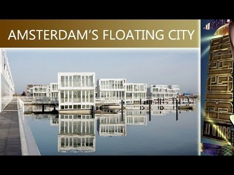 Build It Bigger | Discovery Science Series 720p- Amsterdam's Floating City - YouTube